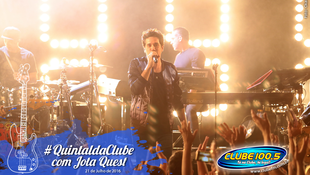 Foto Quintal da Clube com Jota Quest 92