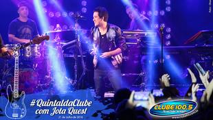 Foto Quintal da Clube com Jota Quest 93