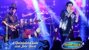 Foto Quintal da Clube com Jota Quest 95