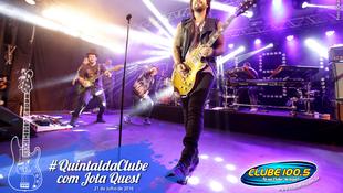 Foto Quintal da Clube com Jota Quest 96