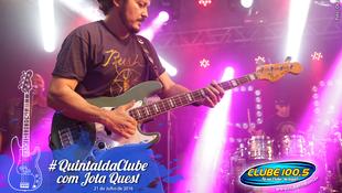 Foto Quintal da Clube com Jota Quest 98