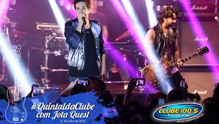 Foto Quintal da Clube com Jota Quest 99