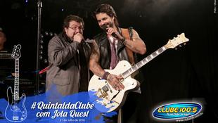 Foto Quintal da Clube com Jota Quest 101