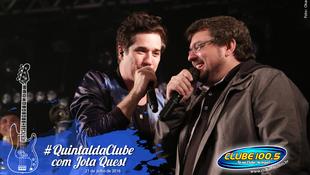 Foto Quintal da Clube com Jota Quest 102