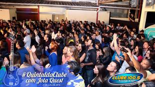 Foto Quintal da Clube com Jota Quest 105