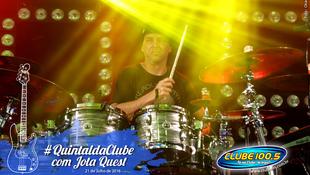 Foto Quintal da Clube com Jota Quest 107