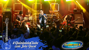 Foto Quintal da Clube com Jota Quest 108