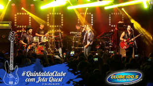 Foto Quintal da Clube com Jota Quest 111