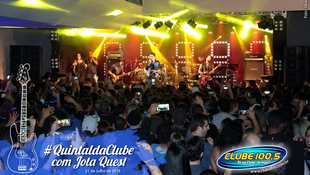 Foto Quintal da Clube com Jota Quest 112