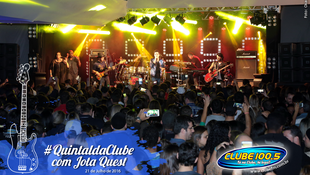 Foto Quintal da Clube com Jota Quest 114