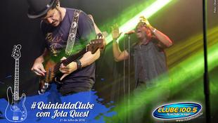 Foto Quintal da Clube com Jota Quest 120