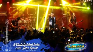 Foto Quintal da Clube com Jota Quest 121