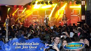 Foto Quintal da Clube com Jota Quest 123