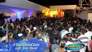 Foto Quintal da Clube com Jota Quest 124