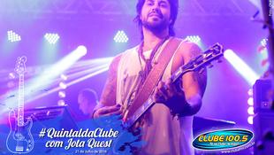 Foto Quintal da Clube com Jota Quest 127