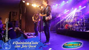Foto Quintal da Clube com Jota Quest 129