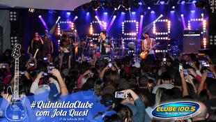 Foto Quintal da Clube com Jota Quest 132