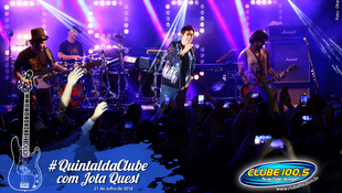 Foto Quintal da Clube com Jota Quest 133