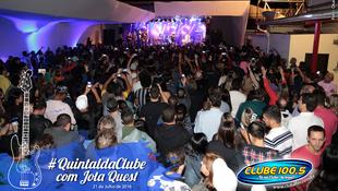 Foto Quintal da Clube com Jota Quest 134