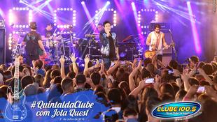 Foto Quintal da Clube com Jota Quest 135