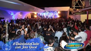 Foto Quintal da Clube com Jota Quest 136