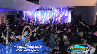Foto Quintal da Clube com Jota Quest 137