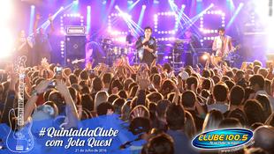 Foto Quintal da Clube com Jota Quest 139