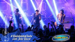 Foto Quintal da Clube com Jota Quest 140