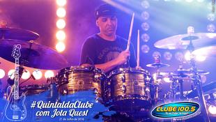 Foto Quintal da Clube com Jota Quest 142