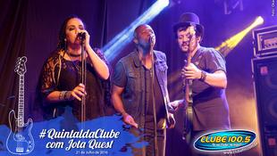 Foto Quintal da Clube com Jota Quest 143