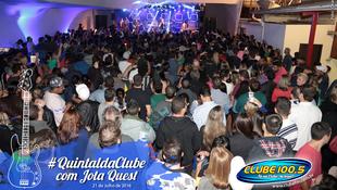 Foto Quintal da Clube com Jota Quest 146
