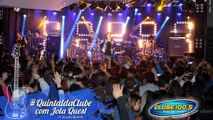 Foto Quintal da Clube com Jota Quest 148