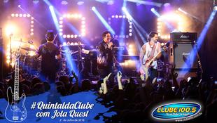Foto Quintal da Clube com Jota Quest 149