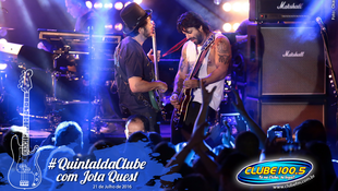 Foto Quintal da Clube com Jota Quest 150