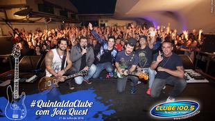 Foto Quintal da Clube com Jota Quest 151