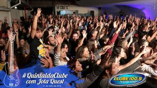 Foto Quintal da Clube com Jota Quest 152