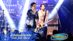 Foto Quintal da Clube com Jota Quest 154