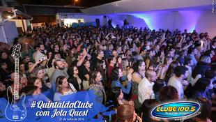 Foto Quintal da Clube com Jota Quest 156