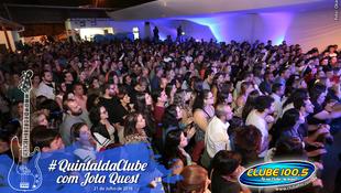 Foto Quintal da Clube com Jota Quest 157