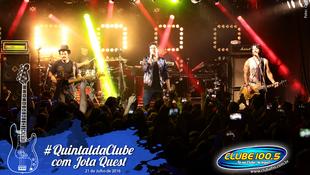Foto Quintal da Clube com Jota Quest 159