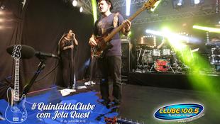 Foto Quintal da Clube com Jota Quest 160