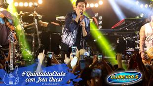 Foto Quintal da Clube com Jota Quest 163