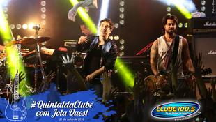Foto Quintal da Clube com Jota Quest 164