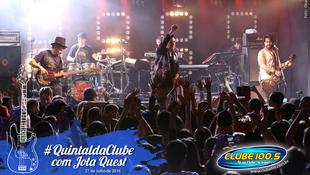 Foto Quintal da Clube com Jota Quest 166