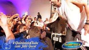 Foto Quintal da Clube com Jota Quest 169
