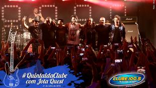 Foto Quintal da Clube com Jota Quest 172