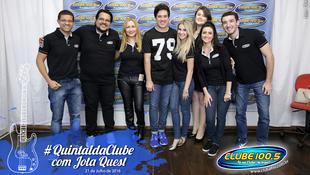 Foto Quintal da Clube com Jota Quest 175