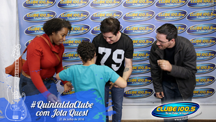 Foto Quintal da Clube com Jota Quest 178