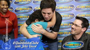 Foto Quintal da Clube com Jota Quest 181