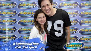 Foto Quintal da Clube com Jota Quest 186